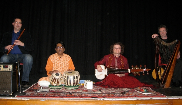 An Exploration of Indian and Irish Music